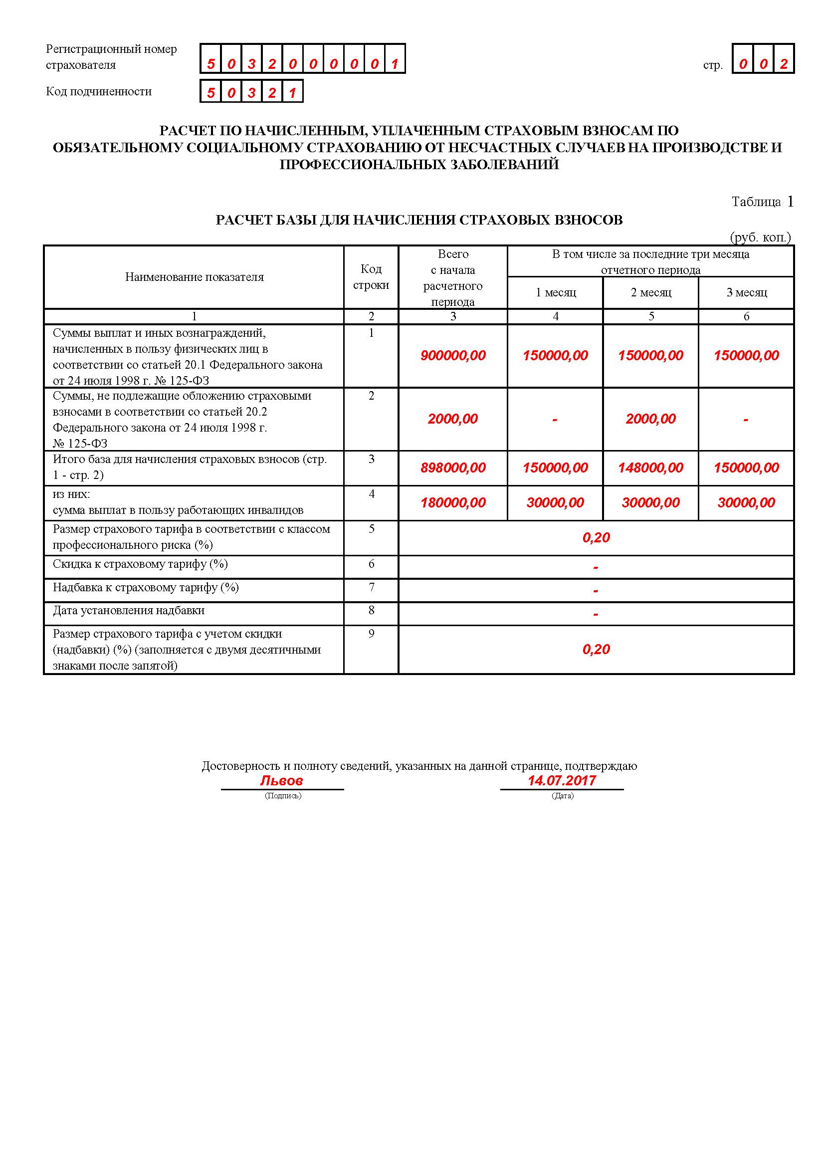 бланк формы 26 2 1