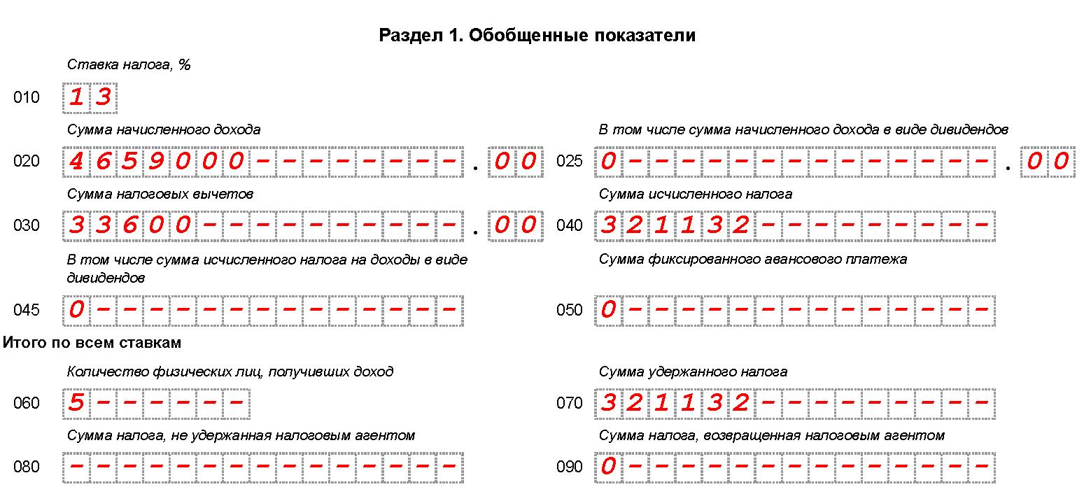 бланк формы 26 2-6