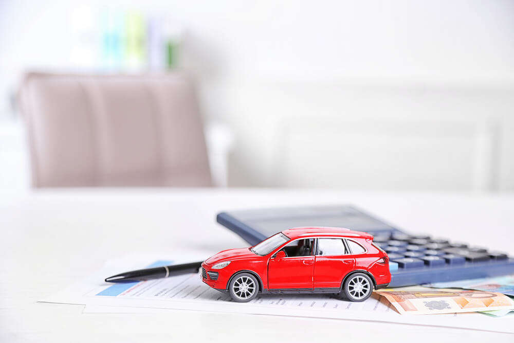Покупка авто для компании бухучет