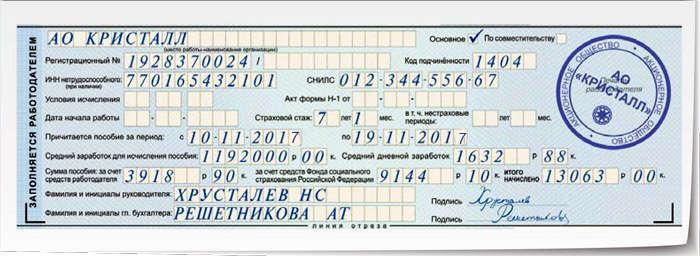 Должен ли работодатель оплачивать больничный лист