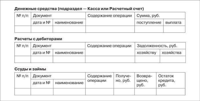 Регистры простая схема
