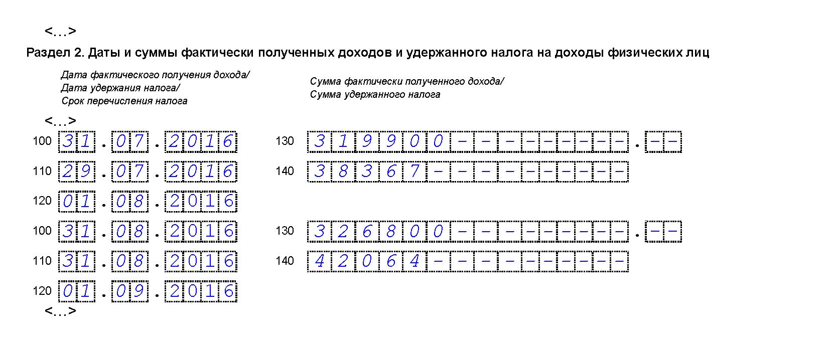 Как заполнить 6-НДФЛ за 3 квартал (9 месяцев), если налог недоплатили