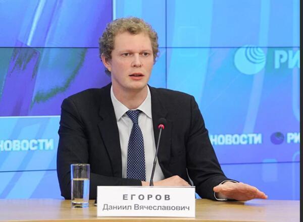 Новым главой ФНС стал Даниил Егоров